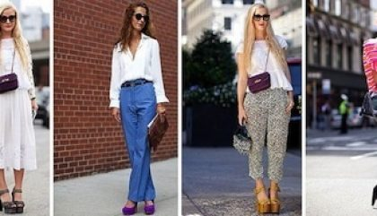 L'art de maîtriser le style (ou les meilleurs street styles de la NYFW)