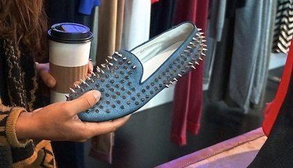 San Francisco : Des souliers pour tous!
