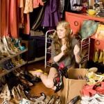 Se déculpabiliser en vendant des vêtements trop peu portés
