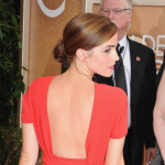 Sur le tapis rouge des Golden Globes