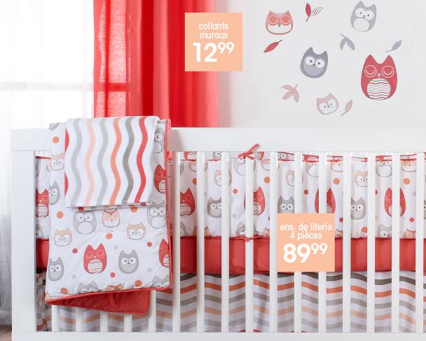 Bébé&Cie : Bouclair se lance dans la déco pour bébé ! - Le Cahier