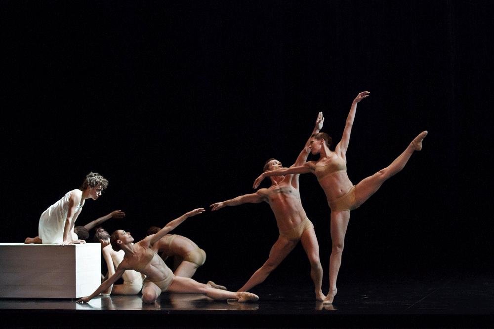Rodins nude scuptures