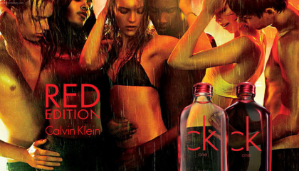 Parfum Calvin Klein One : RED EDITION