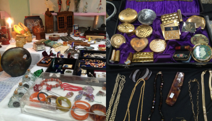 Virer folle dans un sous-sol d'église : (re)découvrir les bazars