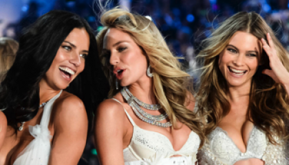 Victoria's Secret: watch the fashion show…like a girl