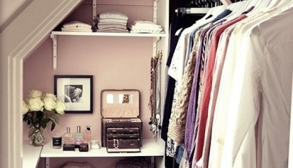 Four tips to help you clean your wardrobe