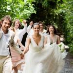 Quoi mettre dans des mariages estivaux ?