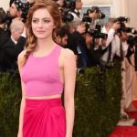 Version des pauvres – Emma Stone au Met Gala