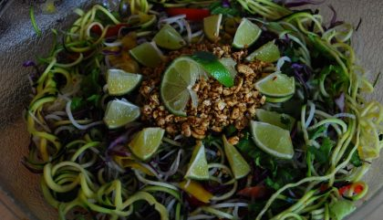 L'alimentation vivante : bon pour toi et ta planète