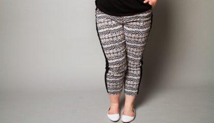 Look Penningtons: le pantalon à motifs