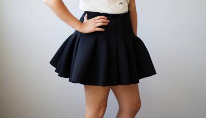 A Cartoony Skirt