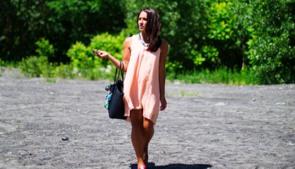 Cam's Outfit: Masabni Coral's Little Girl