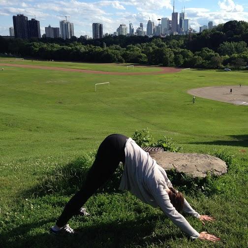 Yoga 14- Downward Dog