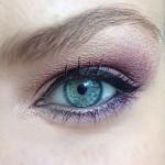 Tutoriel maquillage: Les yeux en couleurs