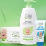 Bébé&cie : Corine de Farme pour un bébé qui sent bon le bio