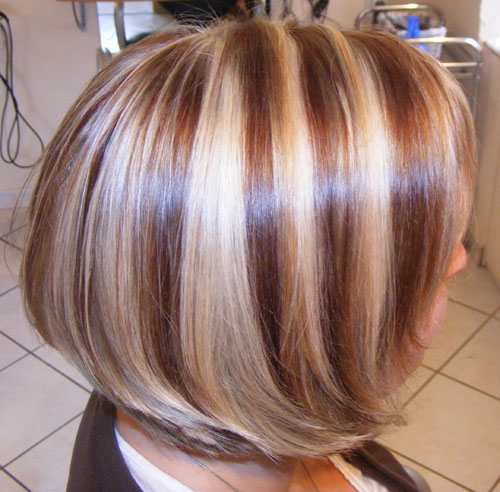 coupe coloration meches 2 big - Coloration Meche Blonde