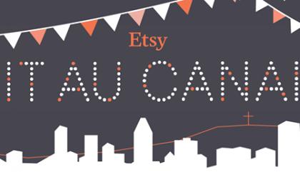 L'événement Etsy Made In Canada : Plein de belles découvertes à faire!