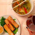 SOS apportez votre vin : cuisine vietnamienne