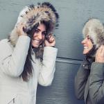Look soeurs Dg: prêtes pour l'hiver avec Audvik