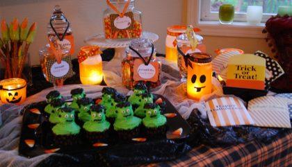 Délicieuse Halloween