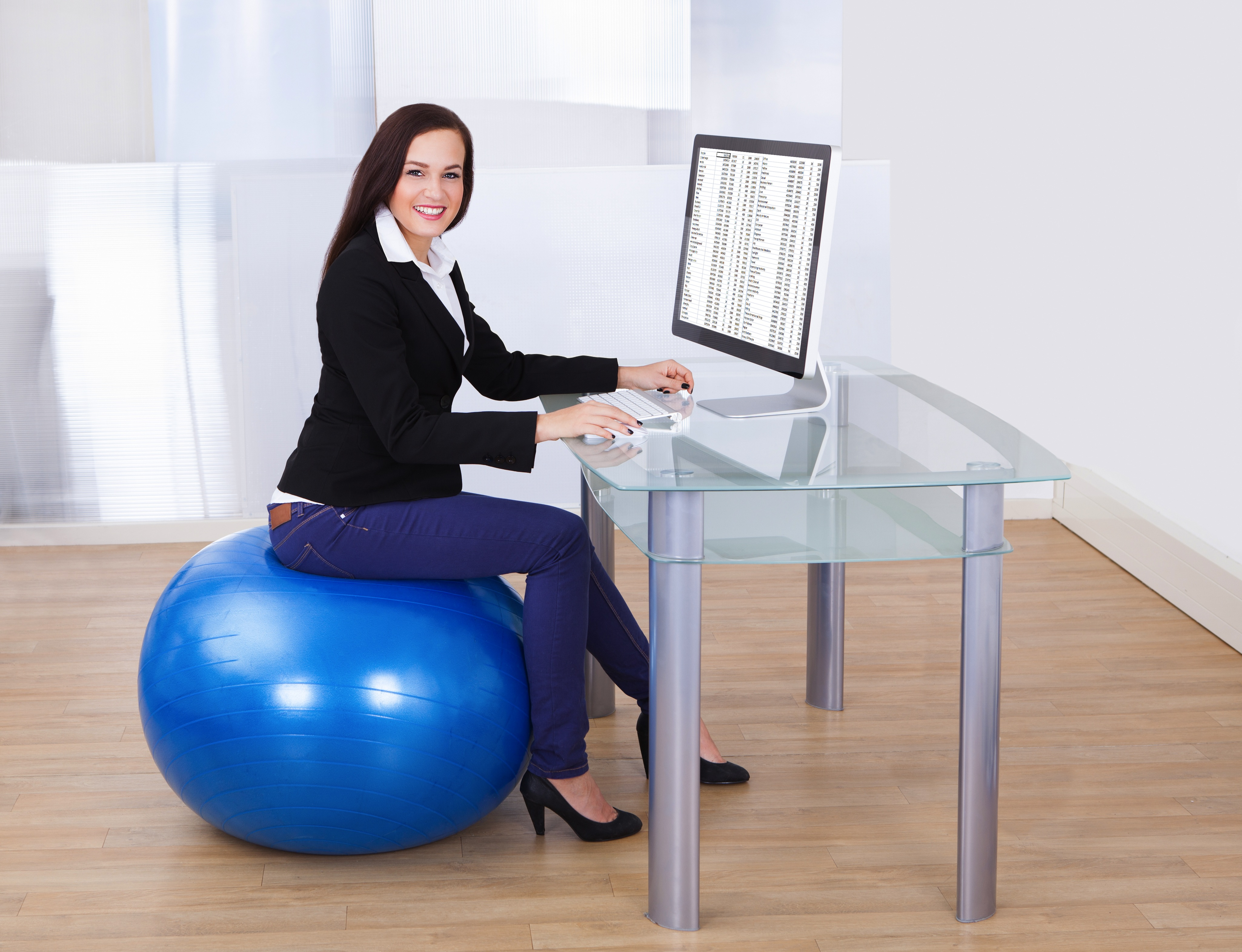 rester active m me au bureau c est possible le cahier. Black Bedroom Furniture Sets. Home Design Ideas