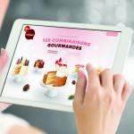 Créez et personnalisez votre gâteau des Fêtes à l'érable !