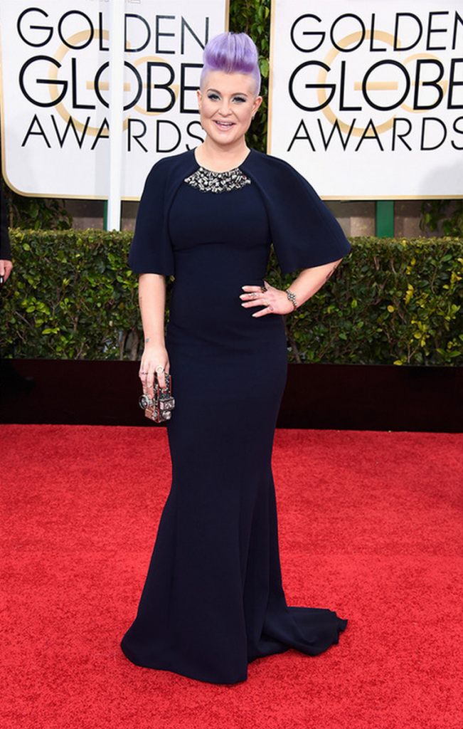 golden globes, tapis rouge, best outfit, worst outfit, vedette, star, chic, glam, kelly osbourne