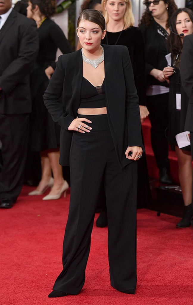 golden globes, tapis rouge, best outfit, worst outfit, vedette, star, chic, glam, lorde