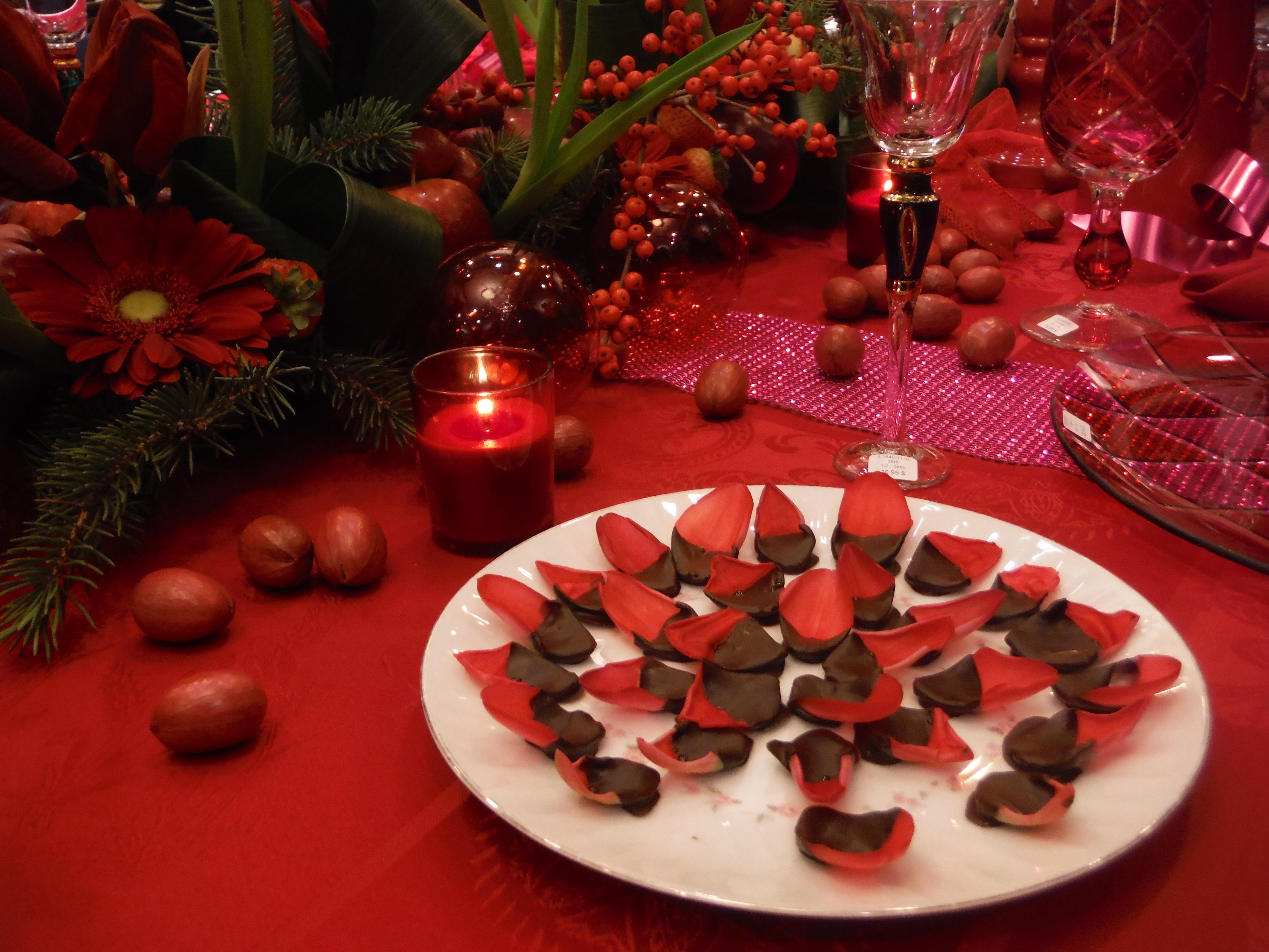 Saint Valentin Ide Originale Pour Un Souper Romantique