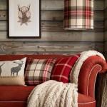 Trouvailles décoratives pour le chalet d'hiver