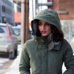 Look Cam: Aritzia contre le froid