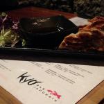 Manger japonais au Kyo