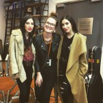 The Veronicas à Paris