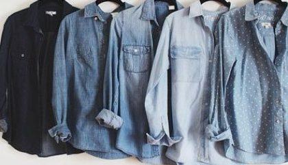 La chemise en denim : un incontournable