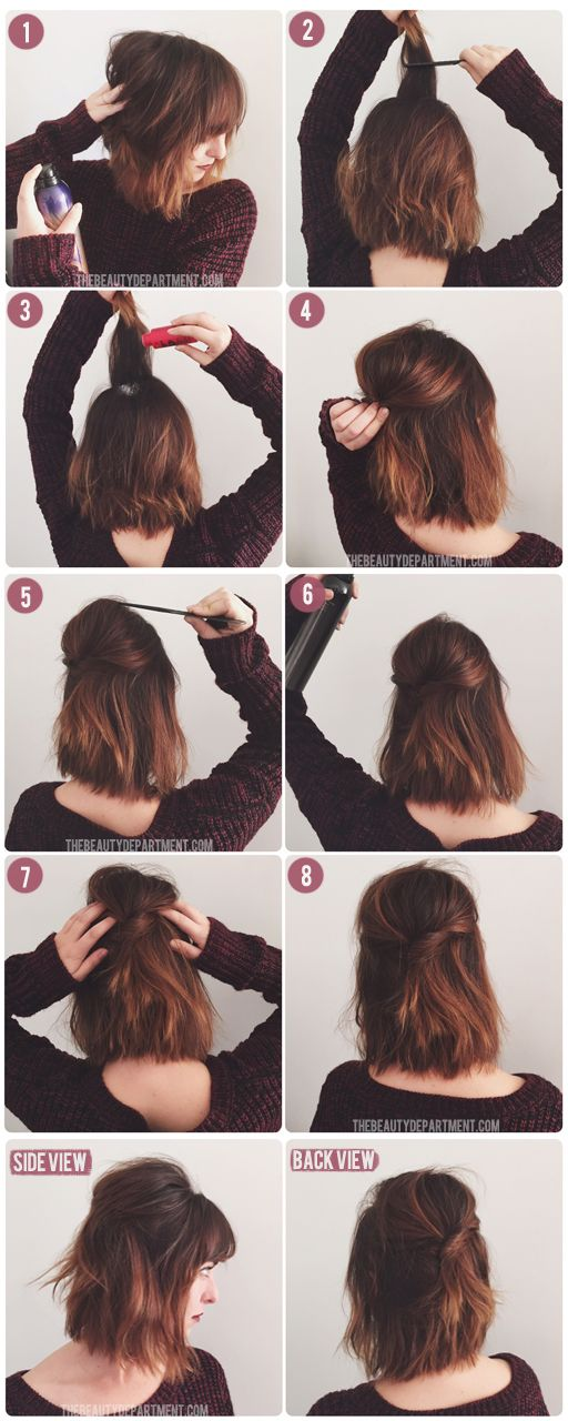 5 Ber Easy Hairstyles To Recreate The Booklet