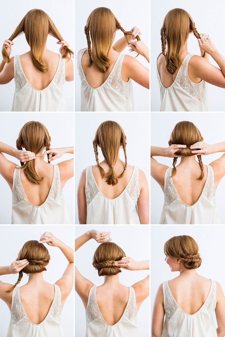 5 Über Easy Hairstyles to Recreate - The Booklet