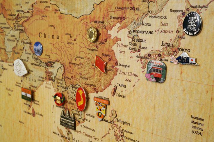 Carte Du Monde Personnalisée | popkensburg