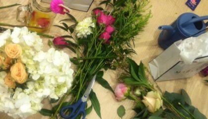 Vivre un atelier floral à la boutique Maska, c'est inoubliable!