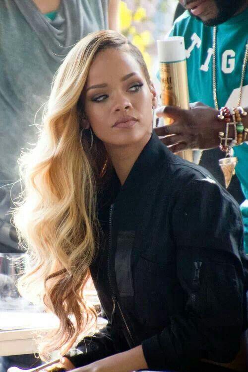 On Aime Les Cheveux De Rihanna Le Cahier
