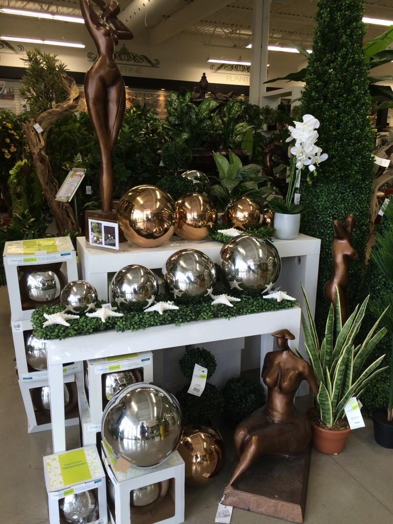 virée shopping, DIX30, décor, maison, Kif-Kif imports, Jardin de ville, Déco luminaire, L'entrepôt du cadre