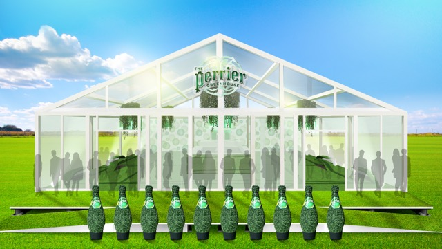 Perrier Greenhouse - Exterior