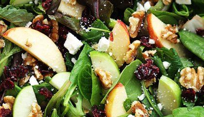 10 trucs pour rendre ta salade moins ennuyante