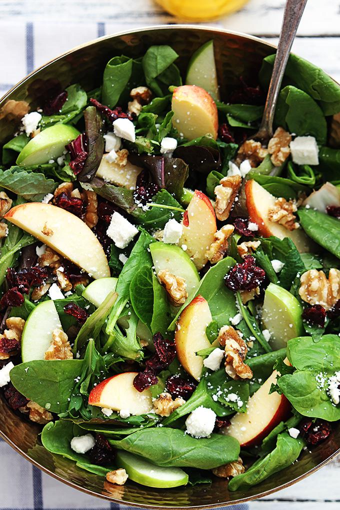 10 trucs pour rendre ta salade moins ennuyante le cahier