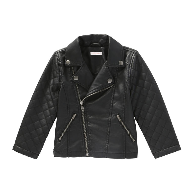 joe fresh, cuir, manteau, vêtement, enfant