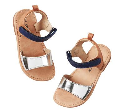sandales carters, enfants, souliers