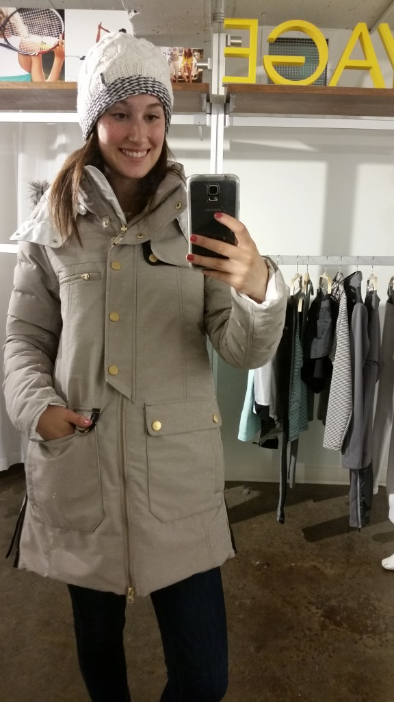manteau ski femme lole