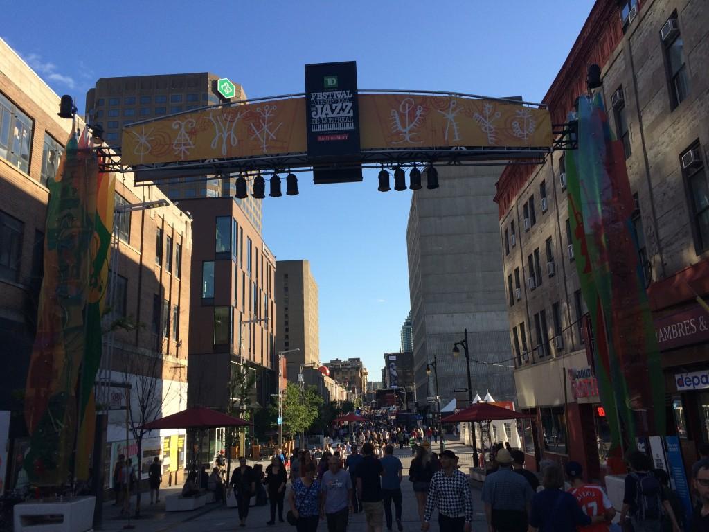 jazz, montréal, festival, lifestyle, sortie, centre-ville, mtl