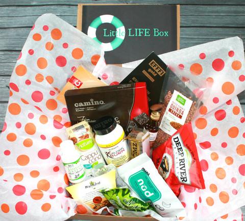 little life box, petite boite à vie, produits naturels