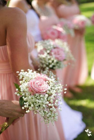 Choisir Ses Fleurs De Mariage Le Cahier