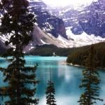 Banff, j'arrive ma belle